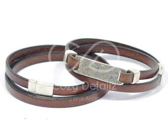couples bracelets, leather bracelets for couples, couples jewelry, engraved bracelet, girlfriend boyfriend jewelry, men women bracelet