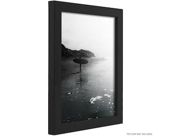 "Craig Frames, 5x7 Inch Modern Black Picture Frame, Confetti .875"" Wide (1406520507)"