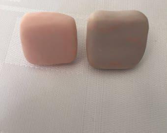 minimal square pin