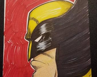 Wolverine Side Profile