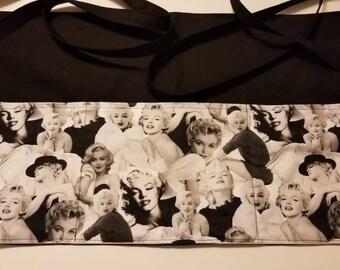 Marilyn Monroe Waitress/Waiter/Teacher/Half/Server/Vender/3 Pocket Apron