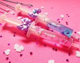 Collar Menhera Syringe