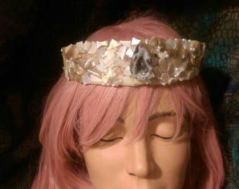 Sparkle Geode Crown