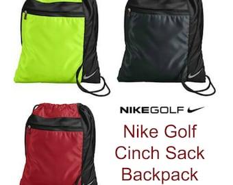Nike Golf Cinch Sack in 3 Colors