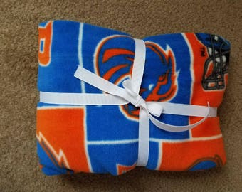 Boise State Baby Blankets                            (Free Shipping)
