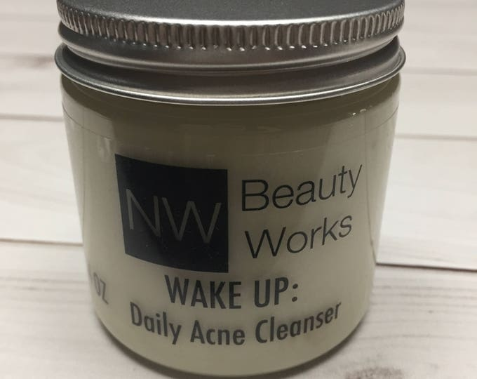 Featured listing image: Antioxidant Acne Cleanser for Sensitive Skin | Daily Face Wash For Acne-Prone & Sensitive Skin