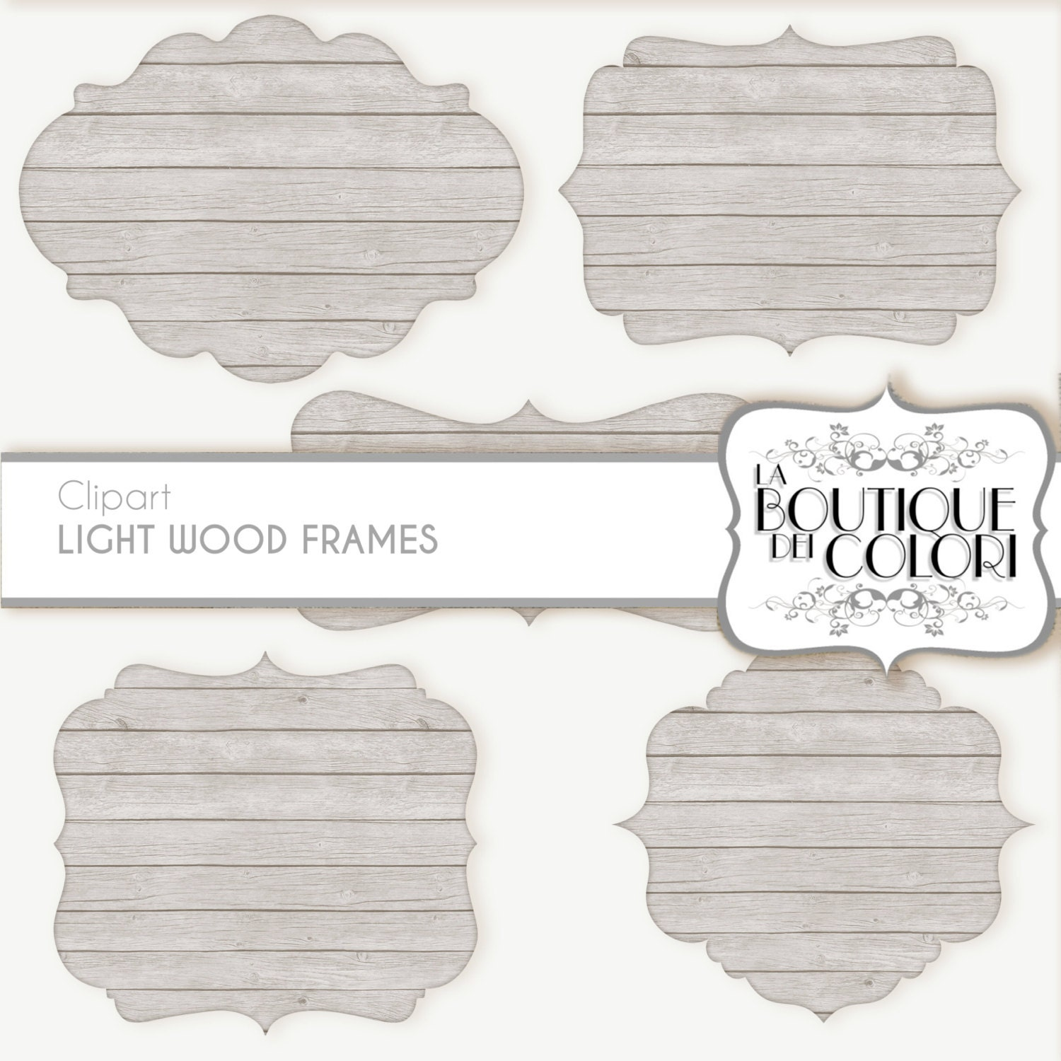 white Wood Frames Clipart: Wooden labels distressed wood for Wooden Picture Frame Clipart  104xkb