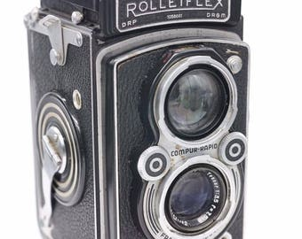 Rollei Rolleiflex Automat Model 3
