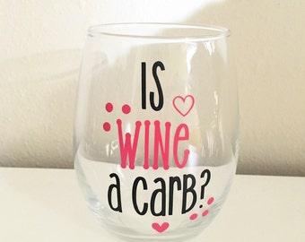 Mean Girls Wine Glass!!