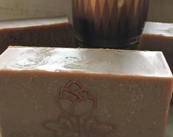 Oatmeal Stout Comfrey Soap