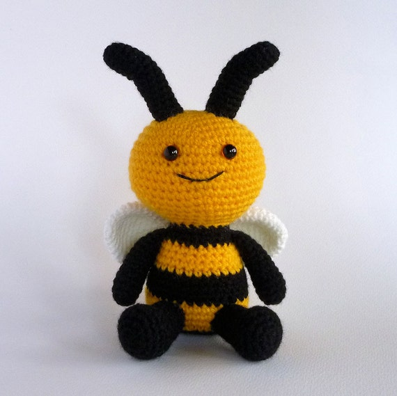 Amigurumi Biene Häkeln Spielzeug Biene handgemachte