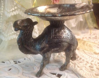 "Vintage Camel Ashtray Chicago Worlds Fair 1933 ""A Century of Progress"""