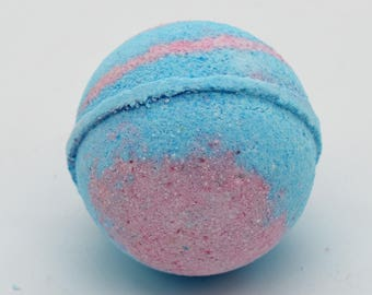 Baby Powder Scented Bath Bomb UK.