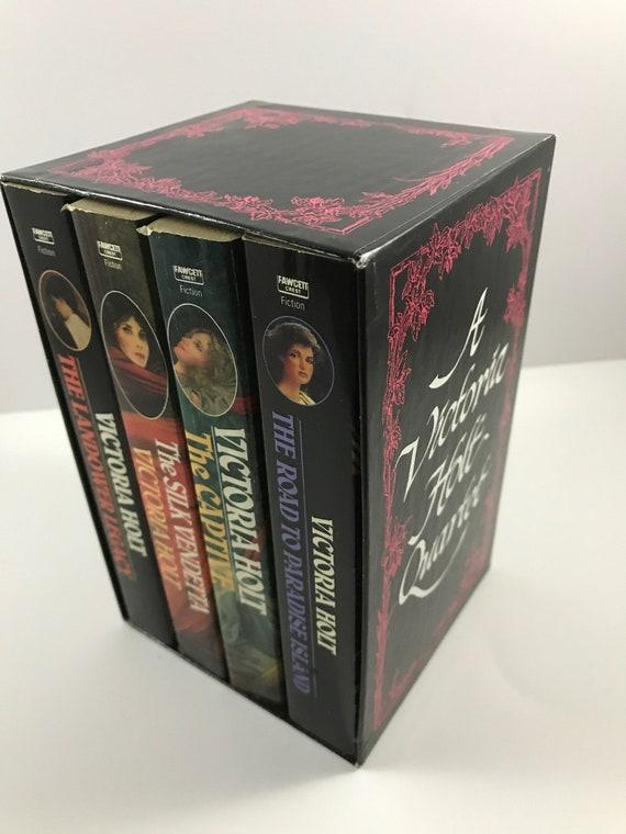 A Victoria Hole Quarter  Four Novels in Box Set