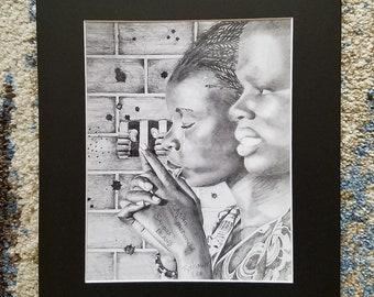 No Peace (Art Print)