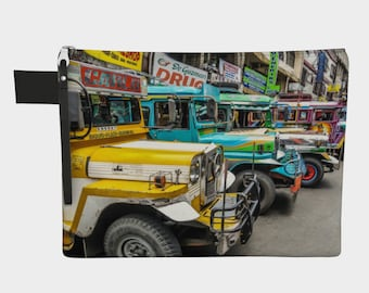 Baguio Jeepneys 1 Carry All Bag