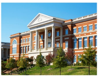 UNCC Duke Centennial Hall