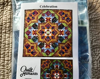 Quilt Top Kit - Quilt Moments by Marilyn Foreman