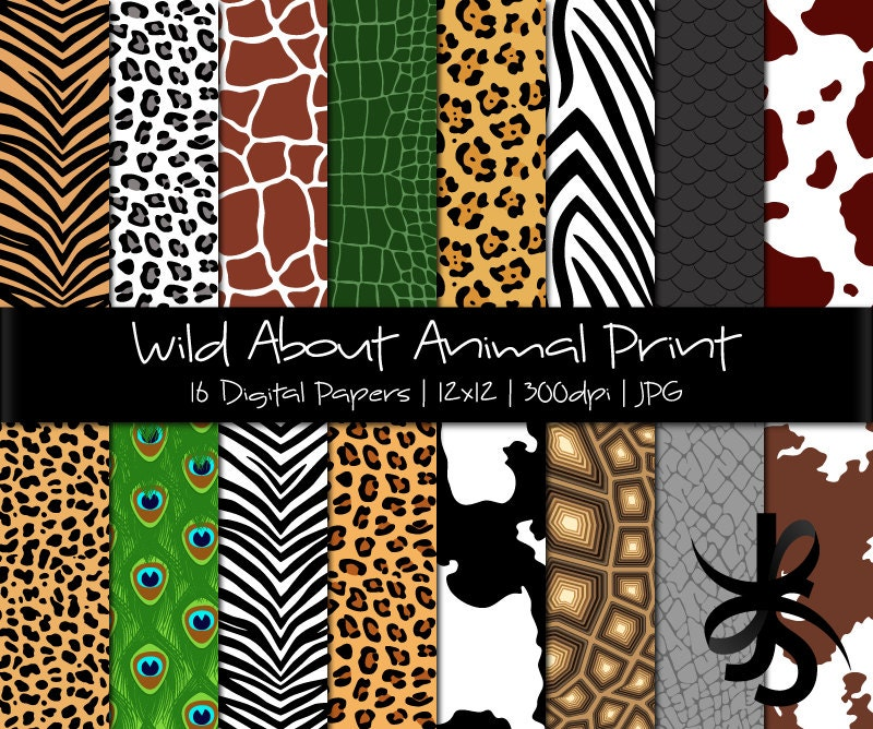 Exceptional Animal Prints Part - 7: ?zoom