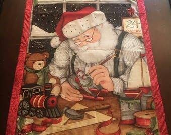 Santa Clause Wall Hanging