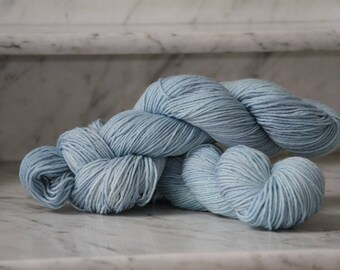 "Merino Wool DK 6ply Yarn ""Seaglass"""