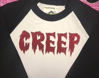 CREEP Baseball Tee
