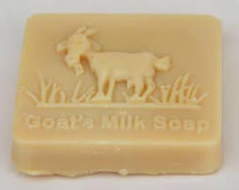 Homemade Goat Soap