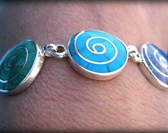 mothers day gift bracelet peru pachamama peruvian jewelry chakra bracelet divine goddess spiritual inca jewellery kundalini jewelry yoga