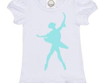 Ballerina Girls Shirt