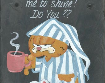 You Don't Expect Me to Shine, Do You??