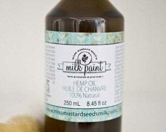Hemp oil - 250 ml