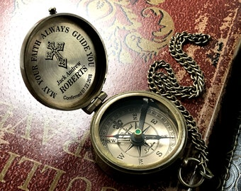 handmade compass, engraved compass, personalized compass, working compass, compass, fathers day gift, christmas gift, groomsmen gift compass