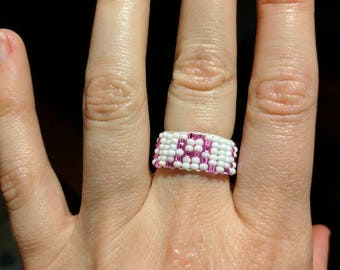 Causes beaded ring
