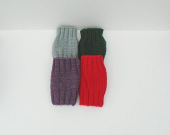 Handmade Boot Cuffs, Knitted Leg Warmers, Wellie Boot Toppers, Winter Accessories, Fall Boot Buffers, Washable Boot Cuffs, Boot Leg Warmers