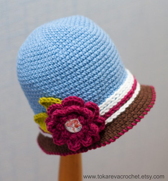 Baby Hut häkeln Baby Hut Muster Baby Mützen für Mädchen
