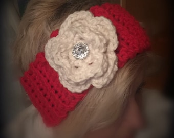 Sassy Bling Winter Headband