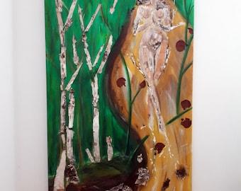 Valeur, Forest Goddess