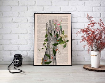 Anatomy, Anatomy poster, Anatomy print,  Anatomy art, Home decoration, Wall art, Wall decoration
