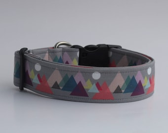 The Mountains are Calling ... Dog Collar