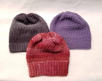 Slouchy Beanie / Slouch Hat