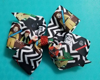 Star wars inspired boutique bow