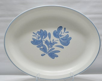 Vintage Pfaltzgraff Platter - Made in USA - Yorktowne