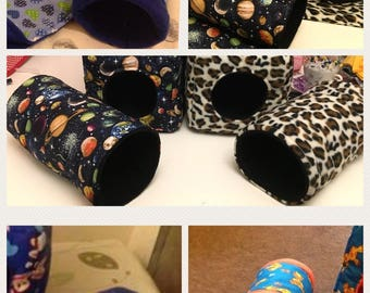 Fabric tunnels for pets made to order