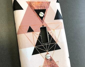 Triangle Lightswitch Plate