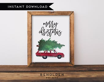 Instant Download, Advent, Advent Decor, Digital Download, Merry Christmas, Wall Decor, Dining Room Decor, Christmas Printable, Winter Decor