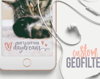 Custom Snapchat Geofilter - Filters for Snapchat - Custom Geofilter - Event Geofilter - Business Geofilter - Custom Logo Geofilter - Filter