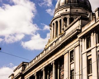 Nottingham Photo - Council Building - Architecture - Nottingham Print - Nottingham Poster - Fine Art Photography - Council Building - 0118