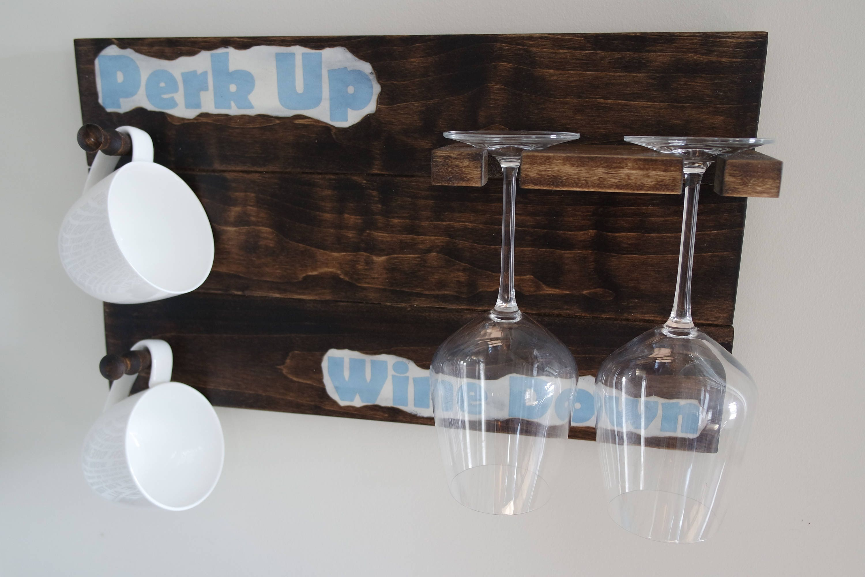 the bisita of guam hanging commercial rack racks elegant image wooden storage wine glass