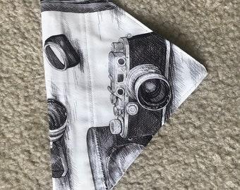 Camera Dog Bandanna