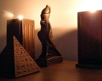 pyramid Horus 2 tlight holders